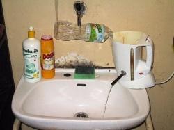 Бытовая система очистки